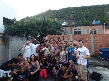favela bbq